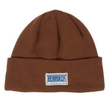 The Hundreds District Beanie Field Tan