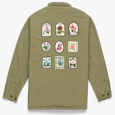 10 Deep Thinking Of You M65 Jacket Army