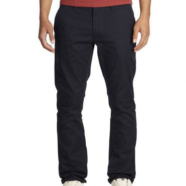 Brixton Reserve Chino Pants Midnight Navy
