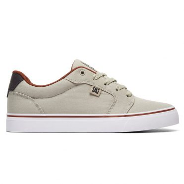 DC Shoes Anvil TX Taupe Stone