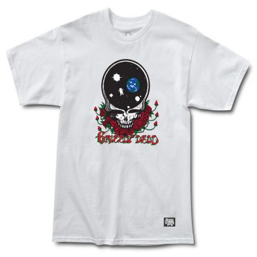 Grizzly x Grateful Dead Grizz Your Face T-Shirt White