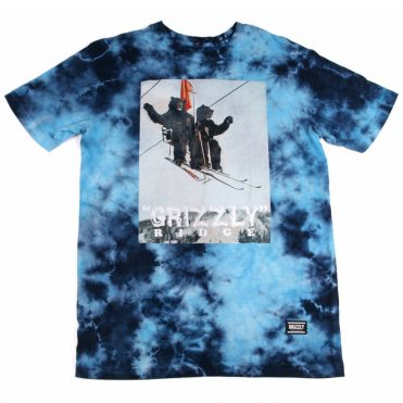 Grizzly Ridge T-Shirt Arctic Tie Dye