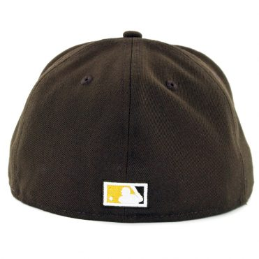 New Era 59Fifty CTO San Diego Padres Friar Fitted Hat Brown