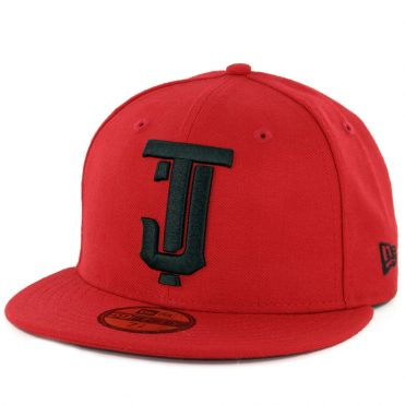 New Era 59Fifty Tijuana Toros Fitted Hat Red