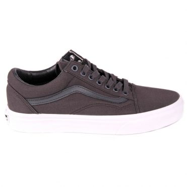 Vans Old Skool Mono Canvas Shoe Asphalt