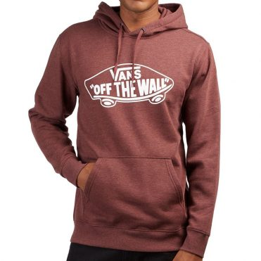 Vans OTW Pullover Hooded Sweatshirt Port Royal Heather