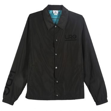 LRG Lifted Research Coaches Jacket Black