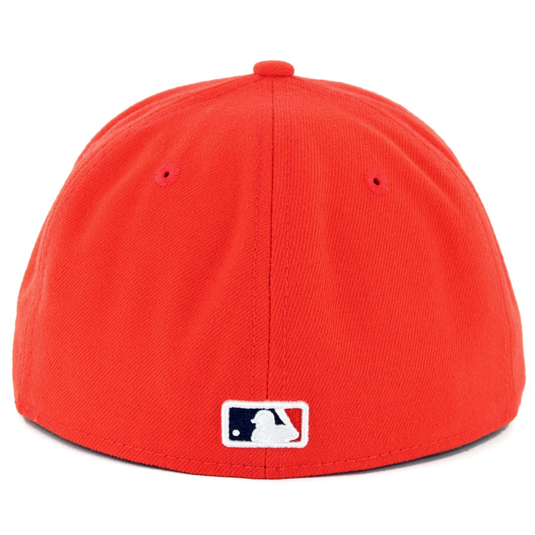 d695d64f New Era 59Fifty Houston Astros Alternate 1 Authentic On Field Fitted Hat  Orange