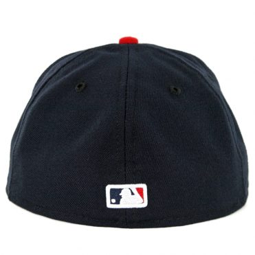 New Era 59Fifty Minnesota Twins Home Authentic On Field Fitted Hat Navy