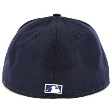 New Era 59Fifty San Diego Padres Game 2018 Batting Practice On Field Fitted Hat Navy
