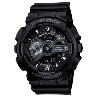 G-Shock GA110 1B Watch Black