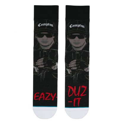 Stance Eazy Duz IT Sock Black