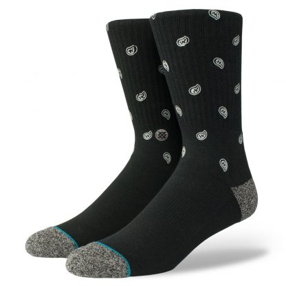 Stance Emerge Sock Black