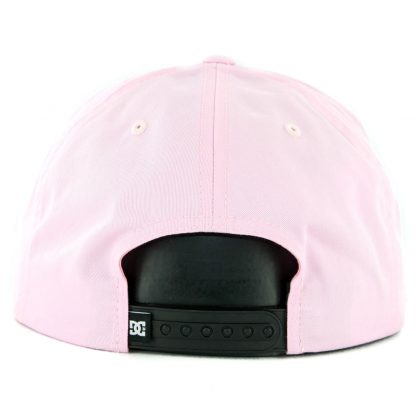 DC Shoes Snappy Snapback Hat English Rose