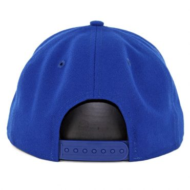 New Era 9Fifty Toronto Blue Jays Metal Framed Snapback Hat Royal Blue
