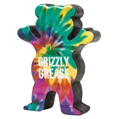Grizzly Grease Wax Black