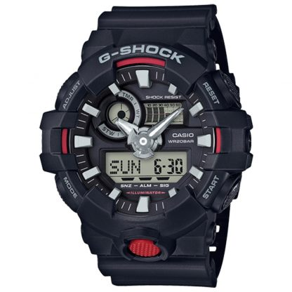 G-Shock GA700 1A Watch Black