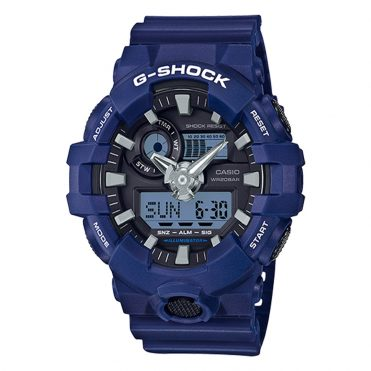 G-Shock GA700 2A Watch Royal Blue