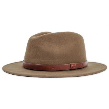 Brixton Messer Fedora Light Olive