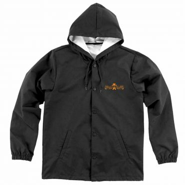 Grizzly Legacy Jacket Black