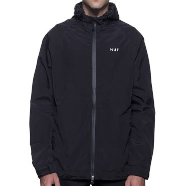 HUF Standard Shell SP18 Jacket Black