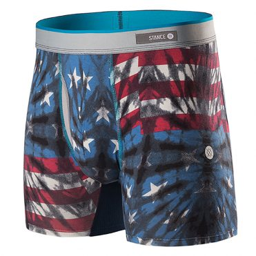 Stance Fourth Boxer Blue