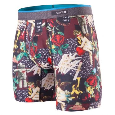 Stance One True Love Boxer Black