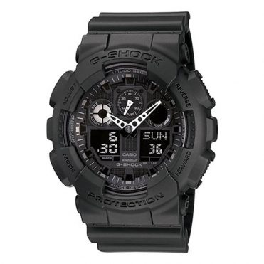 G-Shock GA100-1A1 Watch Black