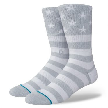 Stance The Fourth Sock Grey