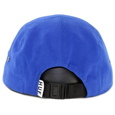 HUF Bar Logo Volley Clipback Hat Slate