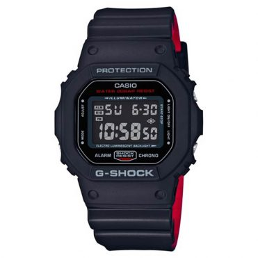 G-Shock DW5600HR-1 Watch Black