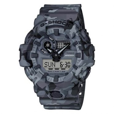 G-Shock GA700CM-8ACR Watch Grey