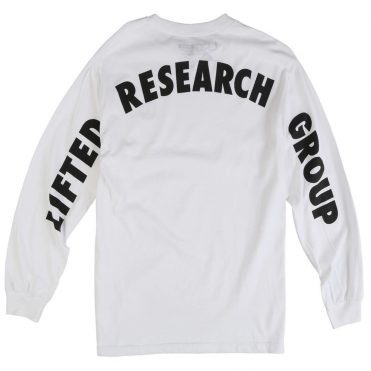 LRG The Research Brand Long Sleeve T-Shirt White