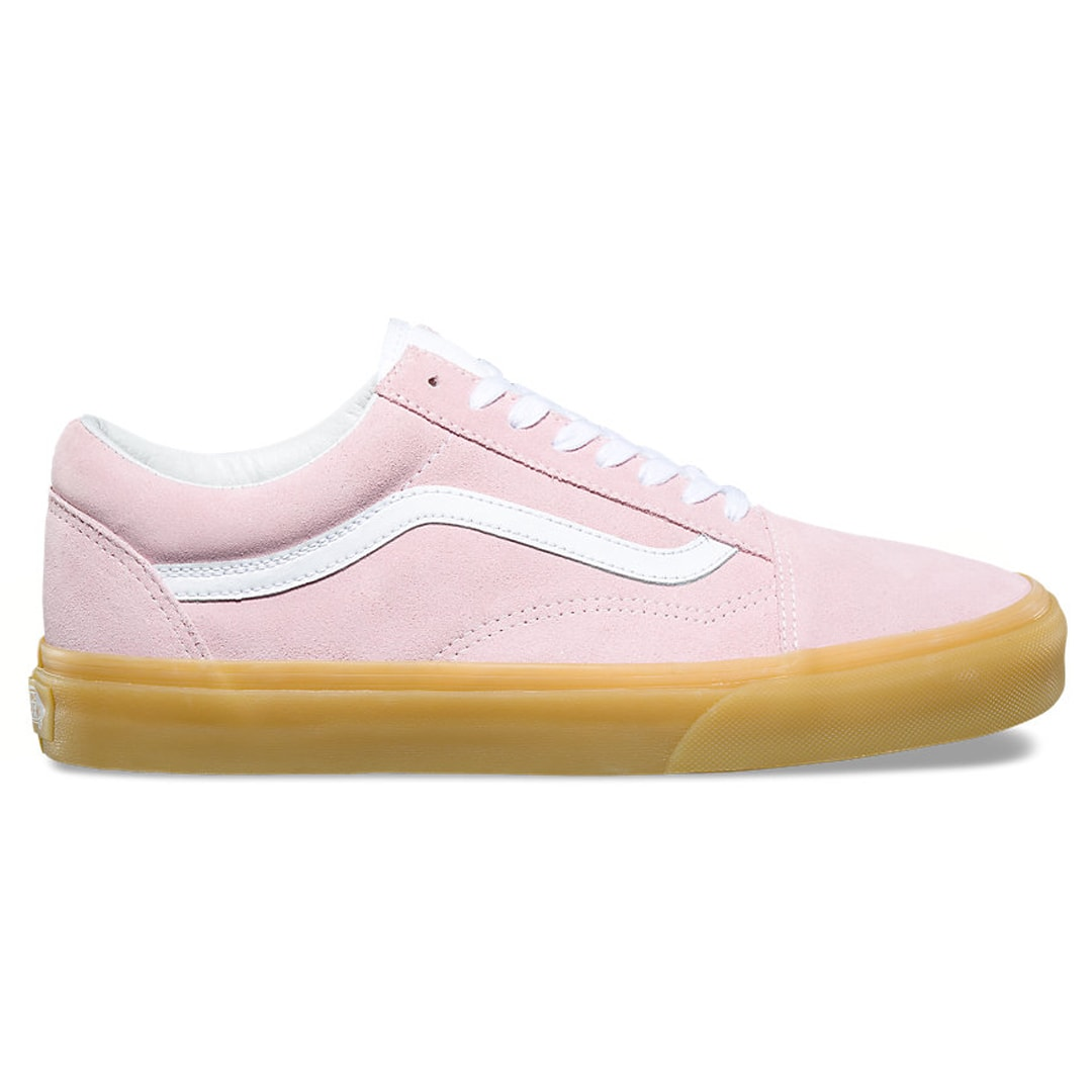 03bf796ced Vans Old Skool Double Light Gum Shoe Chalk Pink - Billion Creation  Streetwear