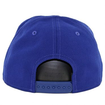 New Era 9Fifty Brooklyn Dodgers Cooperstown Basic Snapback Hat Royal Blue