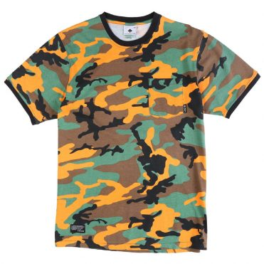 LRG Survival Tactics Short Sleeve Pocket T-Shirt Camouflage