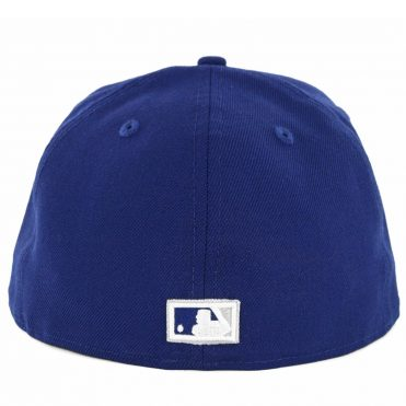 ... New Era 59Fifty Brooklyn Dodgers 1949 Cooperstown Wool Fitted Hat Dark  Royal c95e25b7f180
