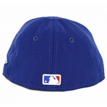 New Era 59Fifty My First Chicago Cubs Game Authentic On Field Fitted Hat Royal Blue
