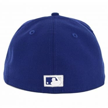 New Era 59Fifty Chicago Cubs 1914 Cooperstown Wool Fitted Hat Dark Royal
