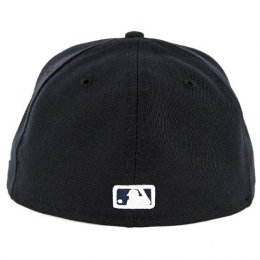 New Era 59Fifty Detroit Tigers 2019 Home Authentic Collection On Field Fitted Hat Dark Navy