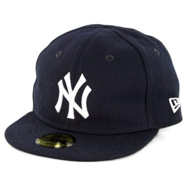 New Era 59Fifty My First New York Yankees Game Authentic On Field Fitted Hat Dark Navy