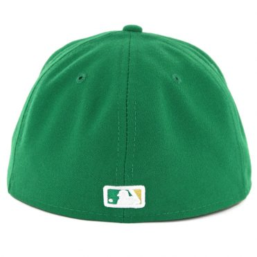 New Era 59Fifty Oakland Athletics Alternate Authentic Collection On Field Fitted Hat Green