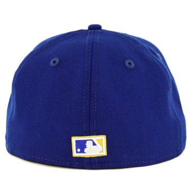 New Era 59Fifty Seattle Mariners '77 Cooperstown Wool Fitted Hat Royal