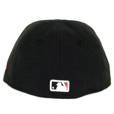 New Era 59Fifty My First San Francisco Giants Game Authentic On Field Fitted Hat Black