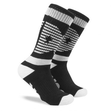 DGK Balanced Crew Sock Black