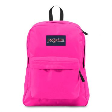 JanSport Superbreak Back Pack Ultra Pink