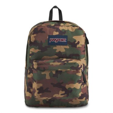 JanSport Superbreak Back Pack Surplus Camo