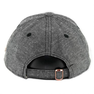 New Era 9Twenty Minnie Mouse Team Badged Strapback Hat Heather Graphite