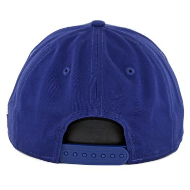 New Era 9Fifty Los Angeles Dodgers Team Choice Retro Snapback Hat Dark Royal