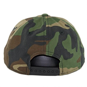 New Era 9Fifty San Diego Padres Hidden Team Retro Snapback Hat Woodland Camo